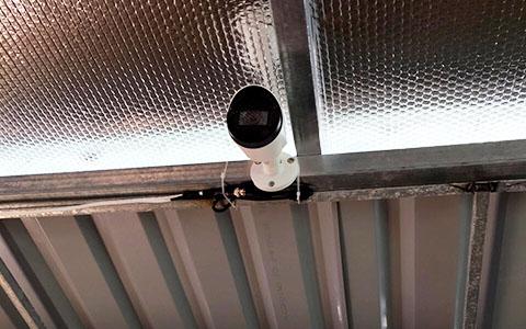Hệ thống Camera vườn gia cầm Cần Thơ