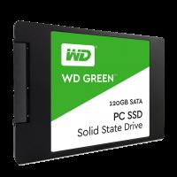 ổ cứng SSD Western Digital Green Sata III 120GB WDS120G2G0A