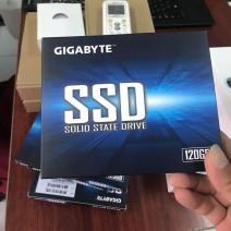 """Ổ Cứng SSD Gigabyte 120Gb (2.5"""" Sata iii 6Gb/S) - Hàng Chính Hãng"""