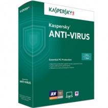 Kapersky Antivirus-3PC